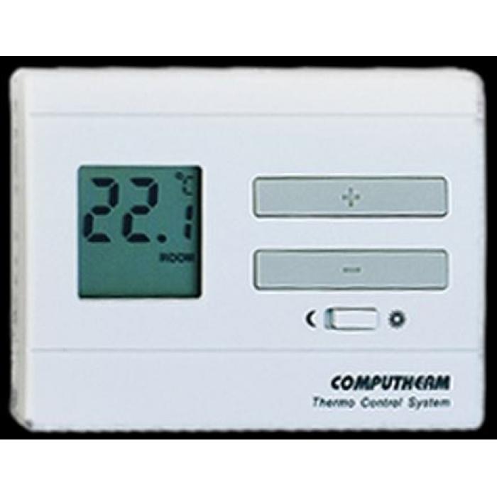 Termostat de camera computherm q3 euroterm md for Termostato euroterm