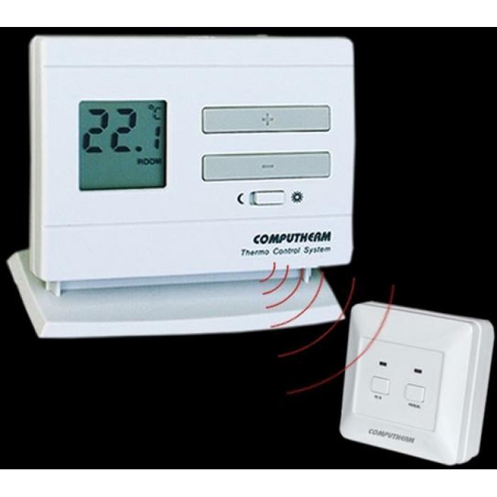Termostat de camera vaillant calormatic 470 euroterm md for Termostato euroterm